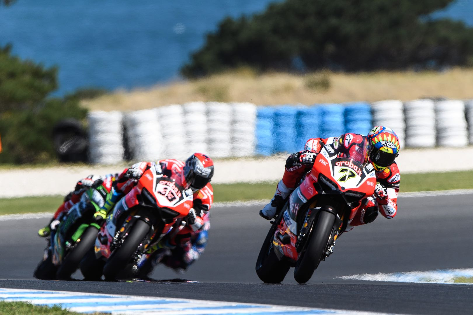 2017 Thailand World Superbike Preview: Ducati's Chaz Davies