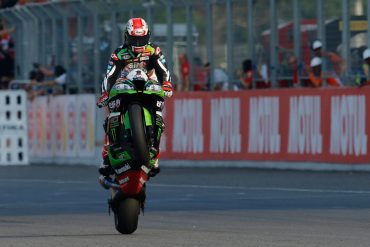 2017 Thailand World Superbike Results, Race 1: Kawasaki's Jonathan Rea