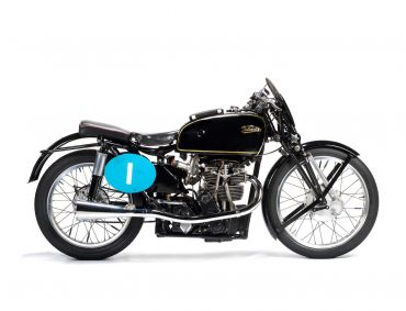 1948 Velocette 348cc KTT MkVIII Works Special Racing motorcycle
