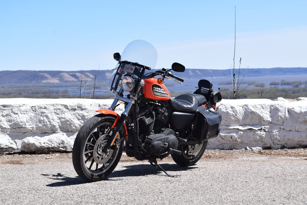 2007 harley sportster 883r review: how's it doing 10 years later?