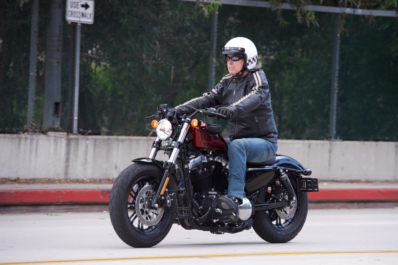 2017 Harley-Davidson Sportster Forty-Eight Review: Mid-Century Retro