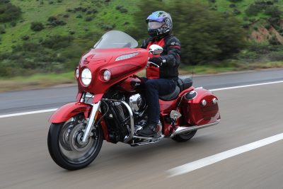 2017 Indian Chieftain Elite Review - Touring