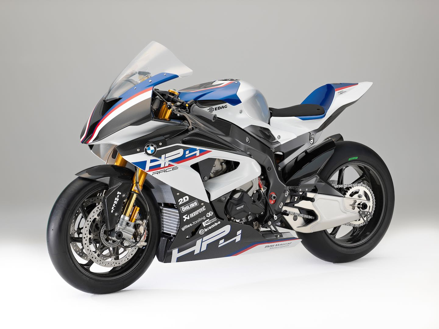 BMW HP4 RACE Specs Unveiled 215 HP, 377 lbs (+ video)