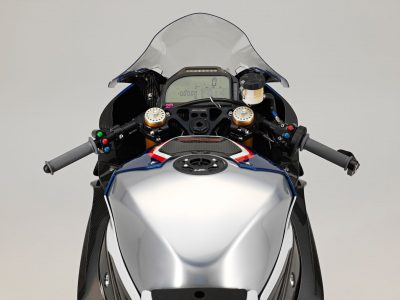 BMW HP4 RACE aluminum gas tank