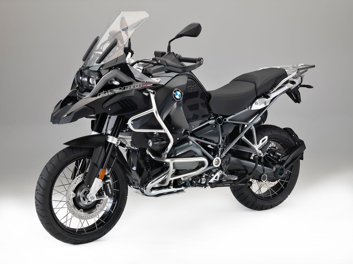 BMW R 1200 GS xDrive Hybrid Unveiled | 170 HP All-Wheel Drive GS