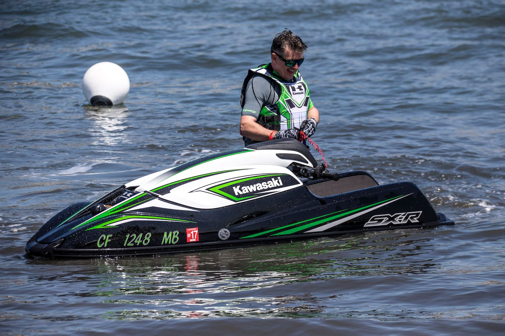Kawasaki SX-R Jet Ski First Ride Review | 14 Fast Facts (+ Video)