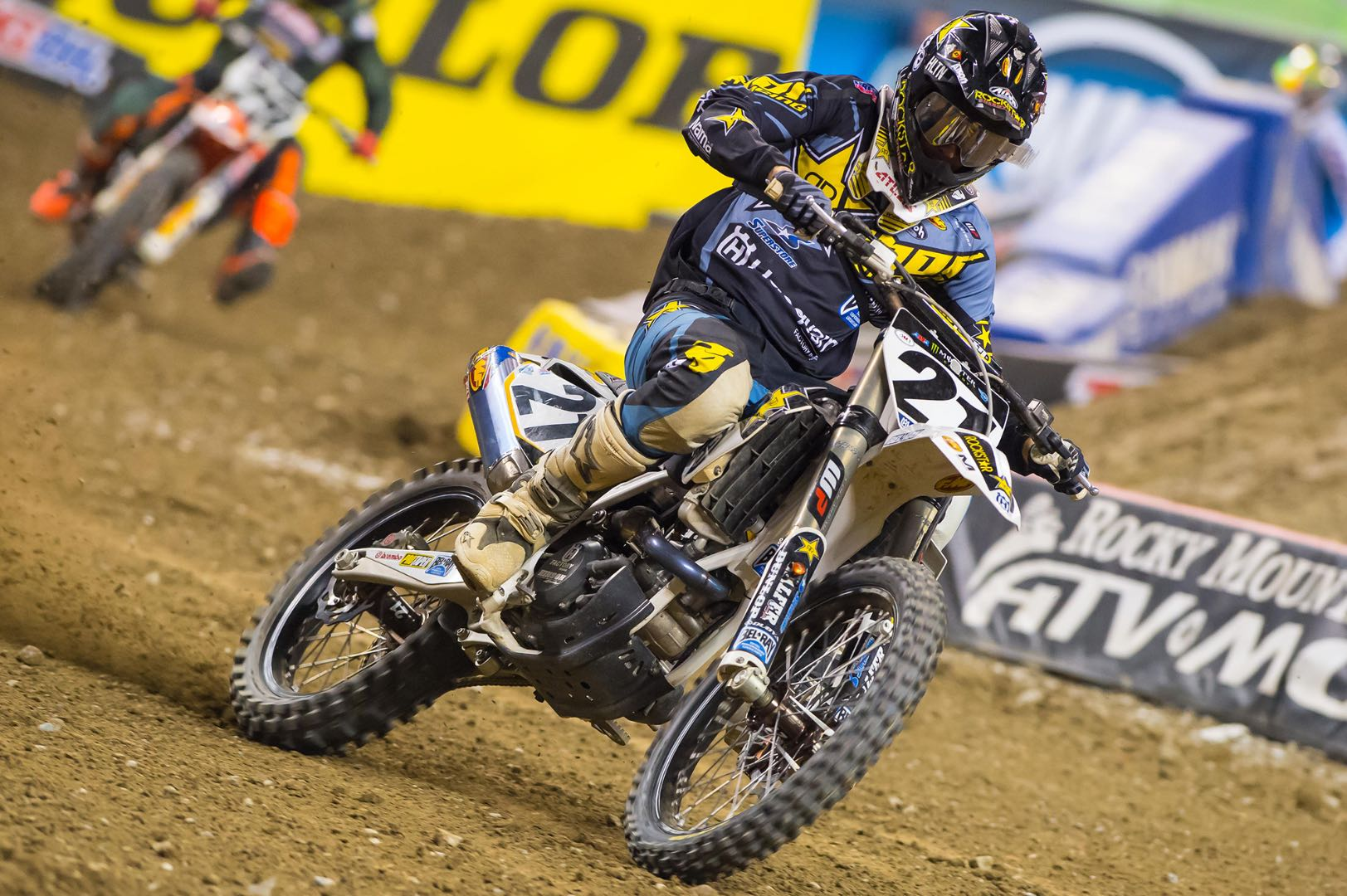 2017 New Jersey Supercross Preview: Husqvarna's Jason Anderson