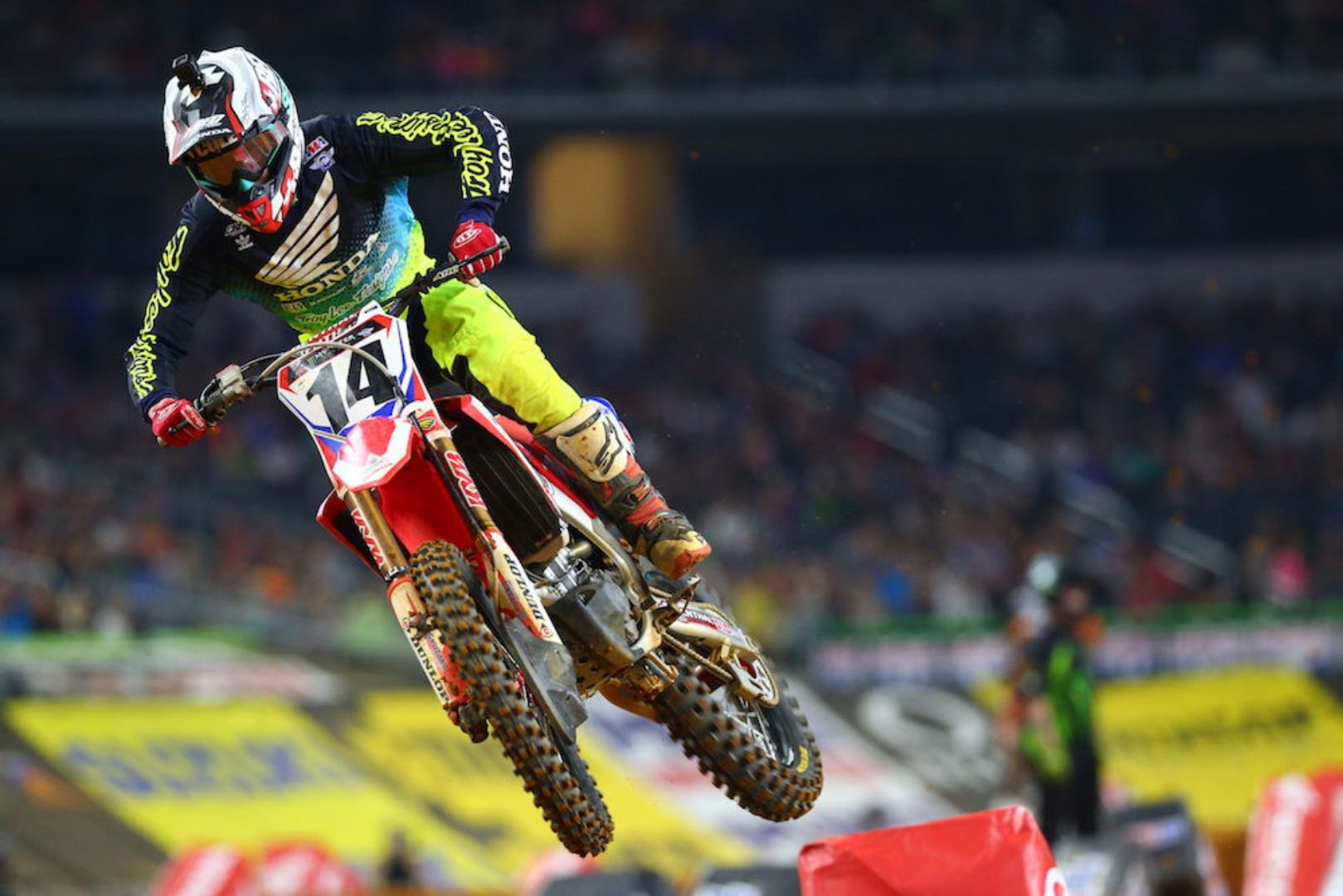 2017 Salt Lake City Supercross Preview: Honda's Cole Seely