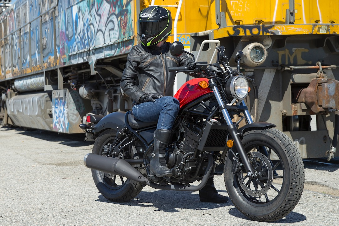 Black Brand Charmer Jacket Review Womens Motorcycle Jacket-6805