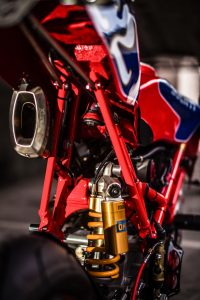 XTR Pepo Pata Negra | Custom Spanish Ducati Monster Exhaust