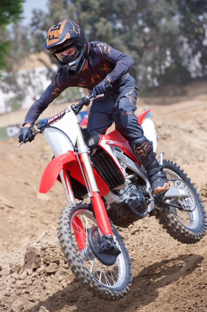 Fox Racing Cooper Moth Motorcycle Gear Collection Review
