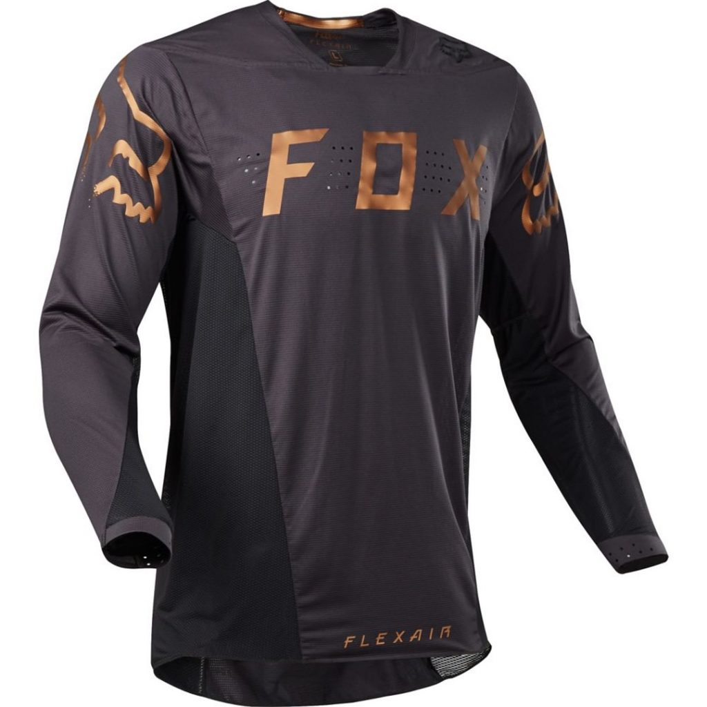 Fox Racing Flexair Copper Moth Limited Edition Jersey Review