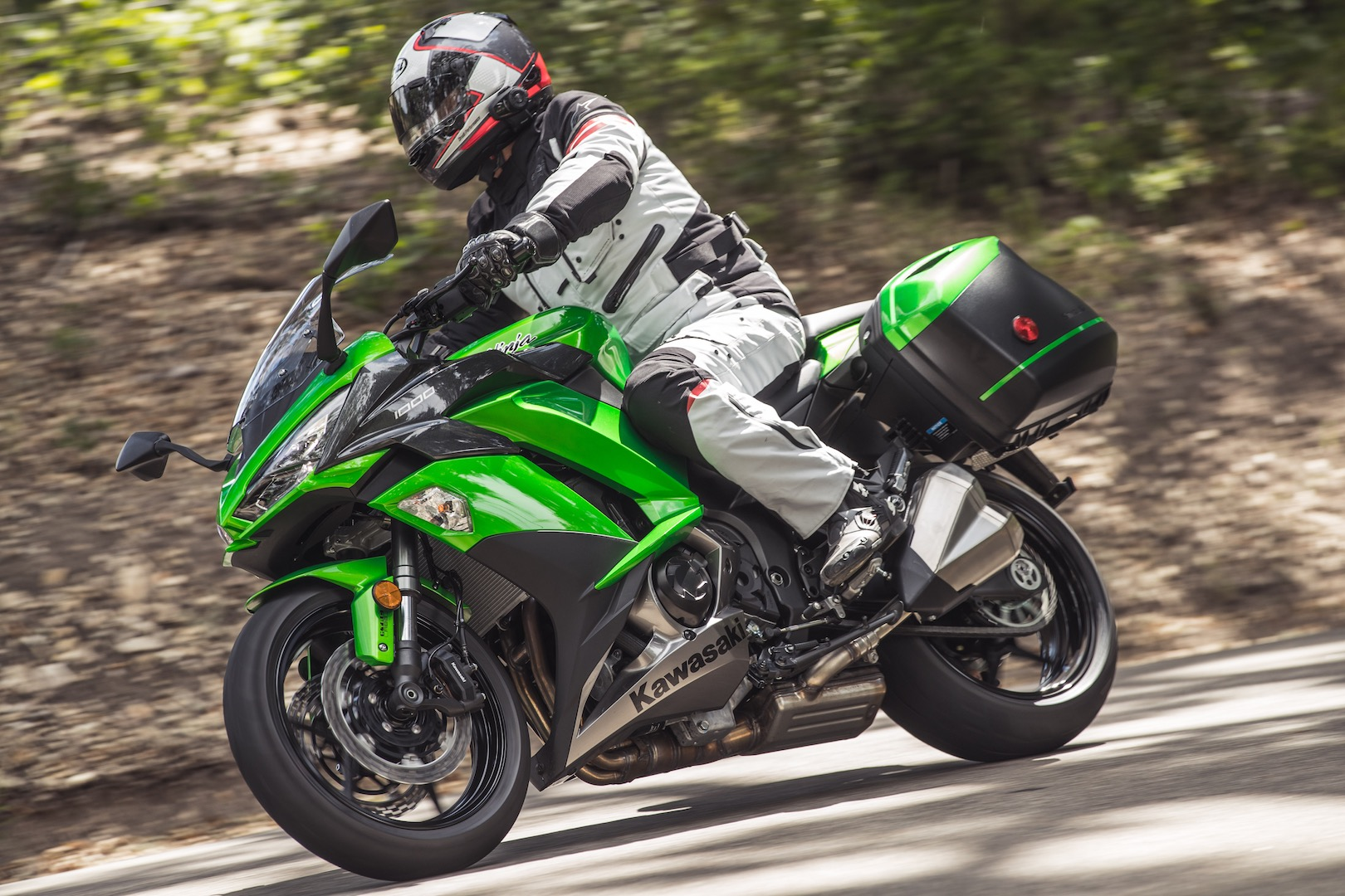 2017 Kawasaki Ninja 1000 ABS Review