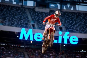 Cole Seely Injured, Out of Las Vegas Supercross Finale