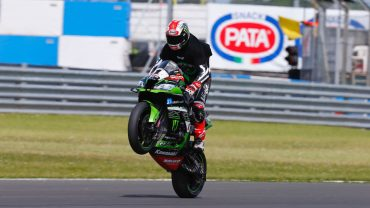 2017 Donington World Superbike Results: Kawasaki Domination