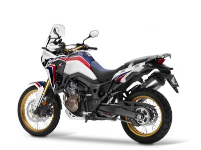 2017 Honda Africa Twin CRF1000L off-road review