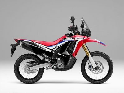 2017 Honda CRF250L Rally review