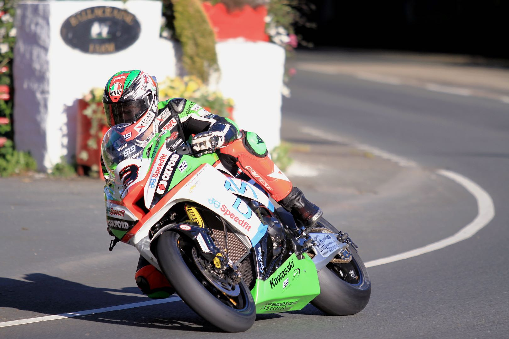 2017 Isle of Man TT Wednesday Qualifying: Kawasaki's James Hillier
