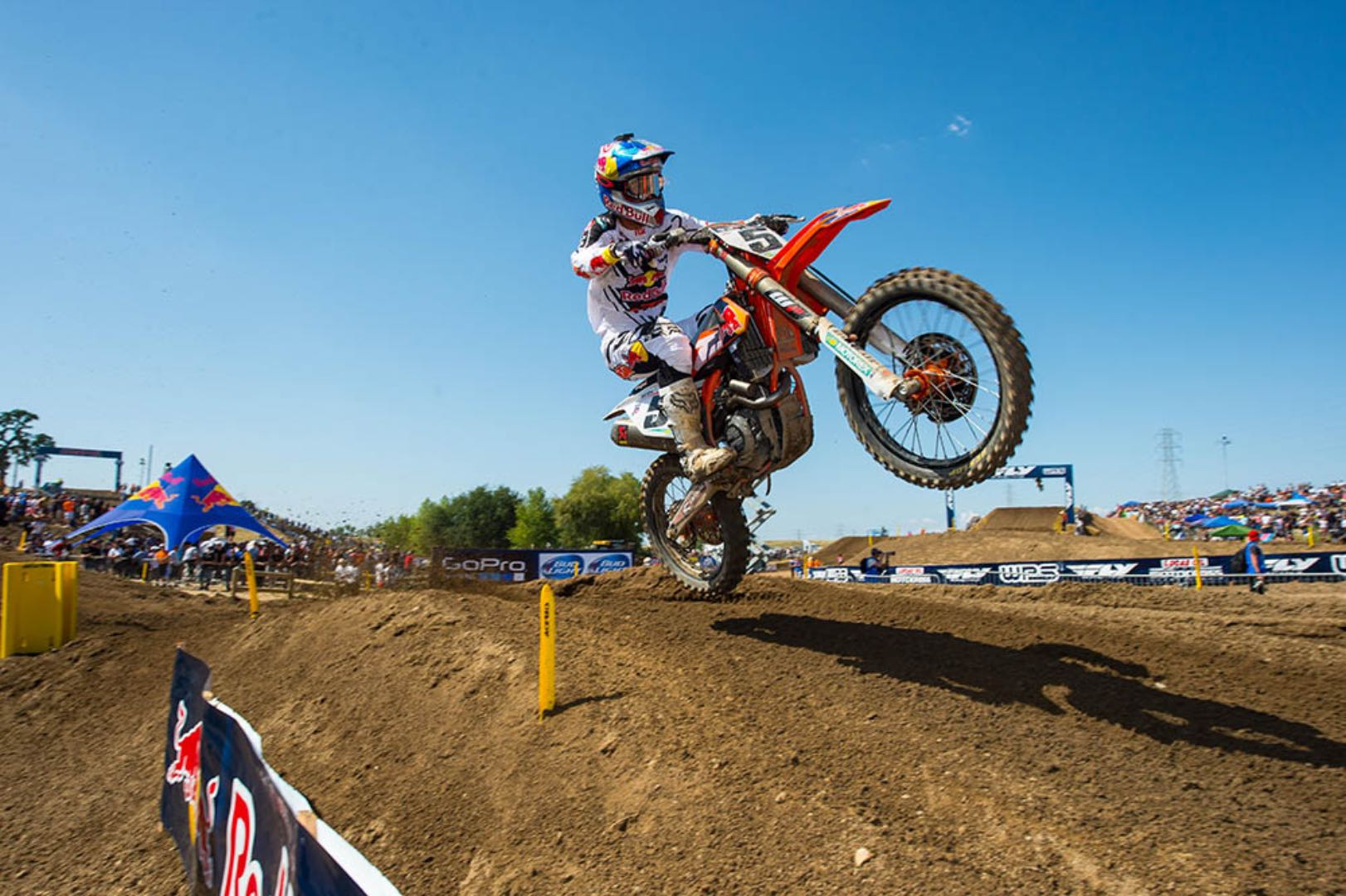 2017 Motocross TV Schedule | Watch MX Live KTM's Ryan Dungey