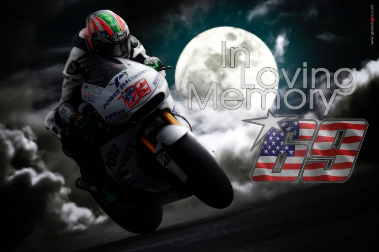 Motorcycle Industry Mourns the Loss of Nicky Hayden