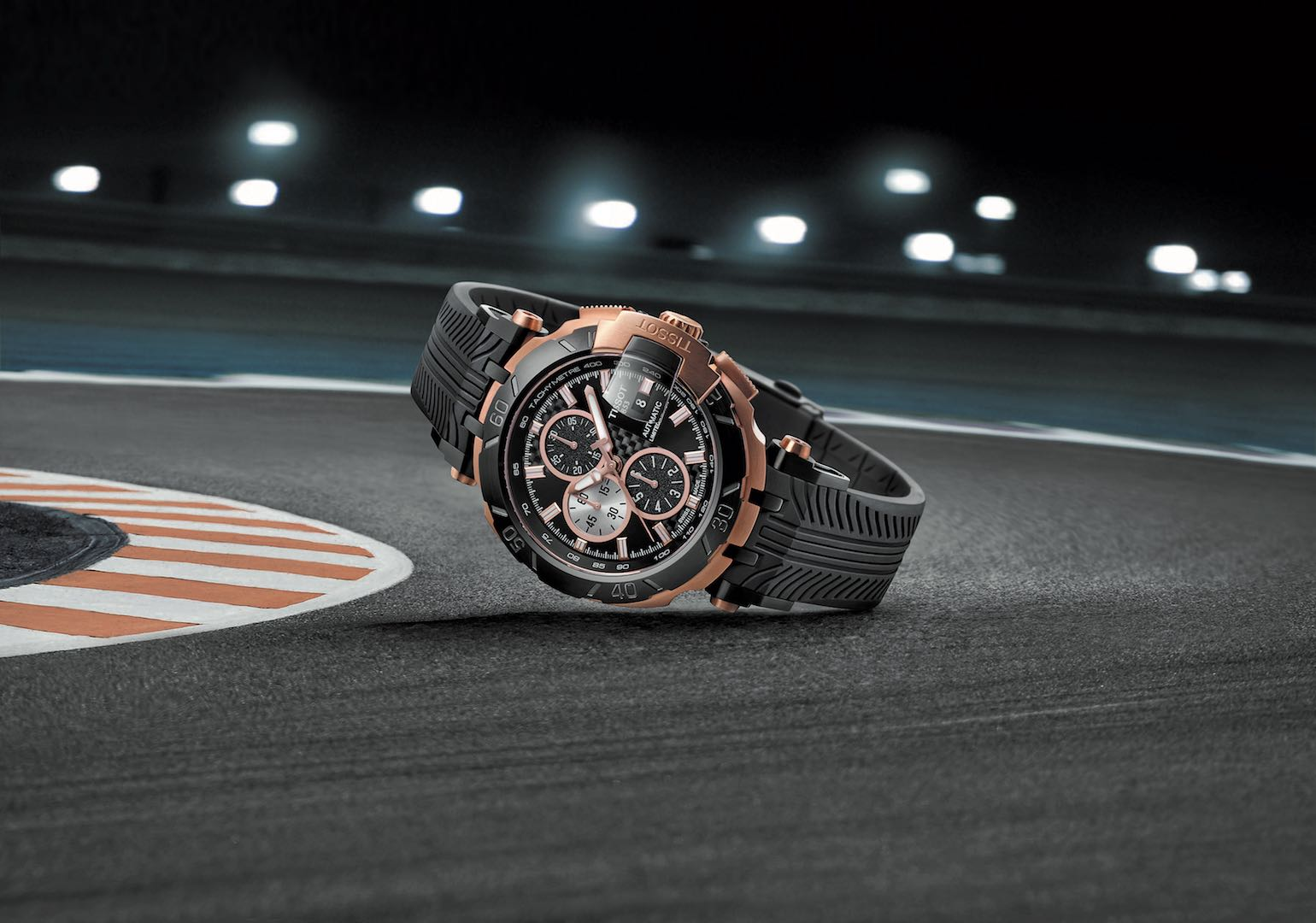 Tissot T-Race MotoGP Automatic Watch Unveiled: 2017 Limited Edition