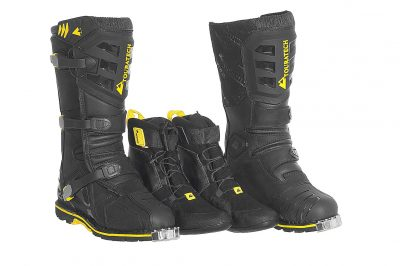 Touratech Destino Riding Boot black
