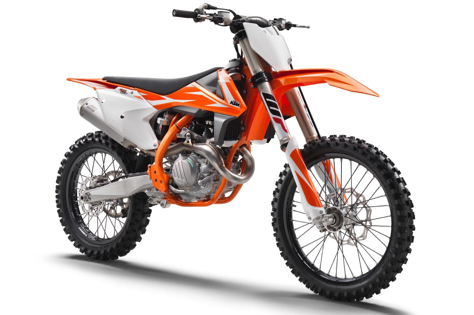 KTM Announces 2018 SX-F 450