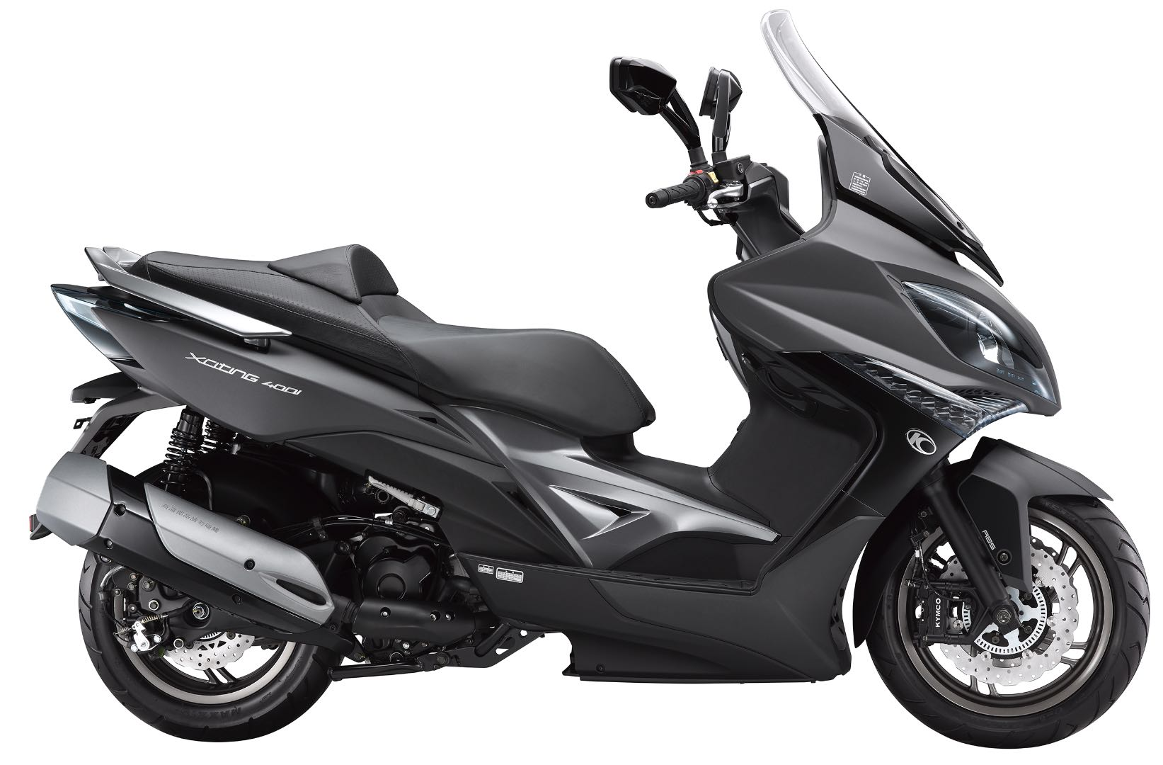 2018 Kymco Xciting 400i Abs Scooter Review 15 Fast Facts