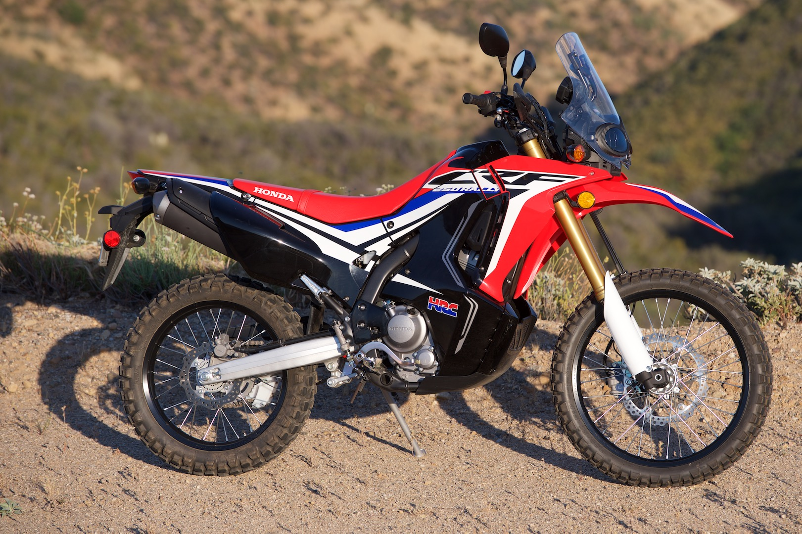 2017 honda crf250l rally review 14 fast facts