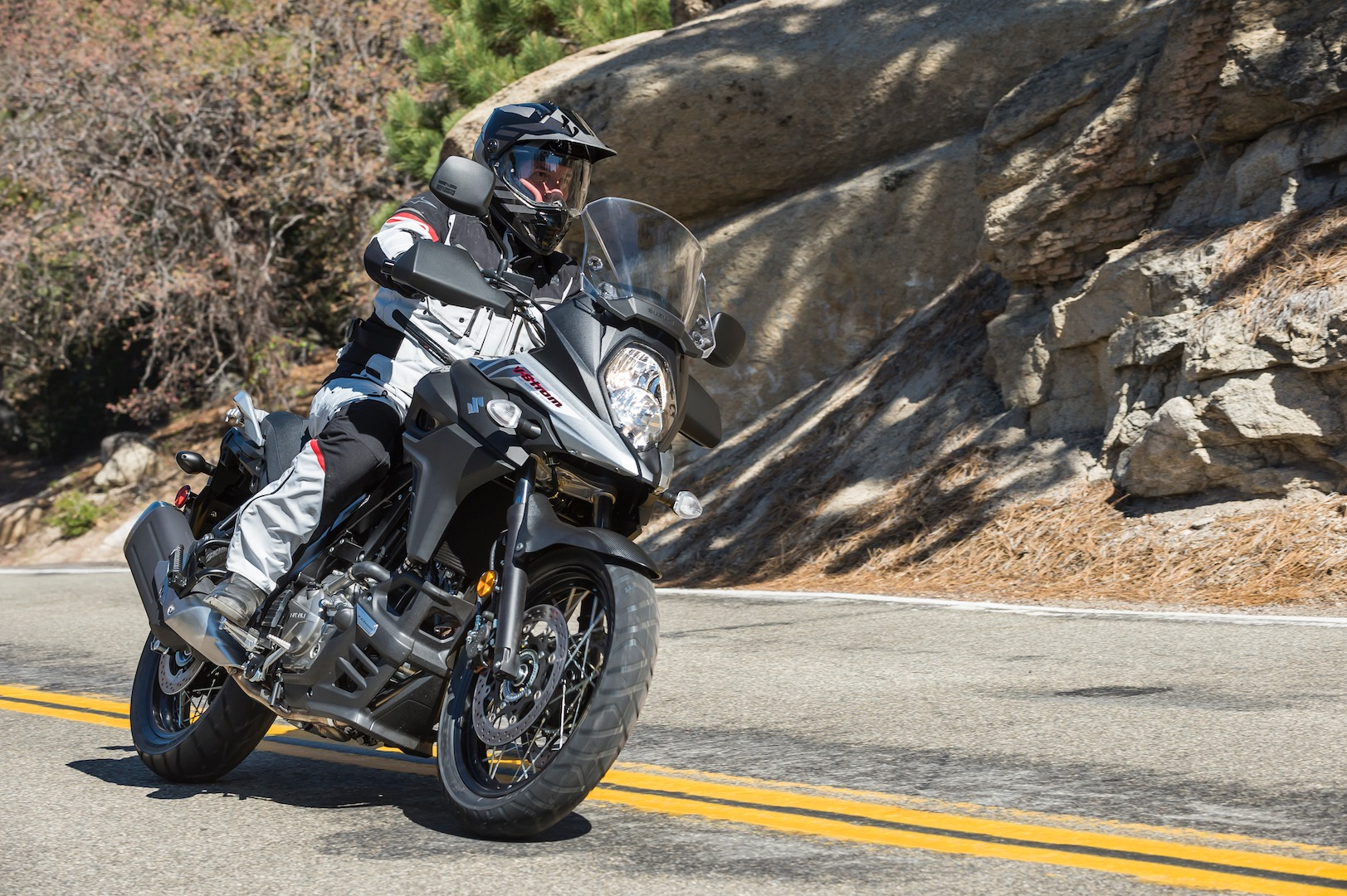 2017 Suzuki V-Strom 650XT Adventure road worthy
