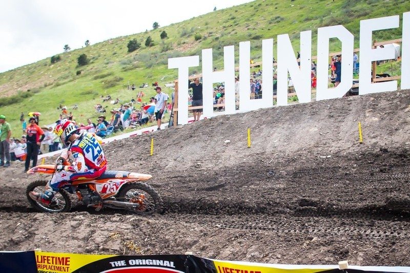 2017 Thunder Valley Motocross Results