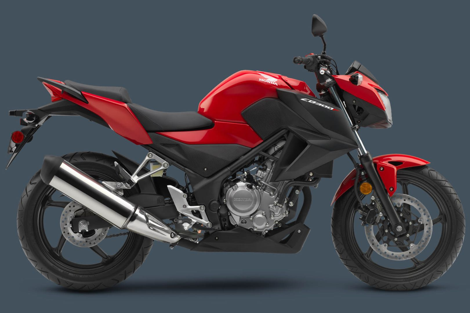 2017 Honda CB300F Buyer's Guide Specs Price