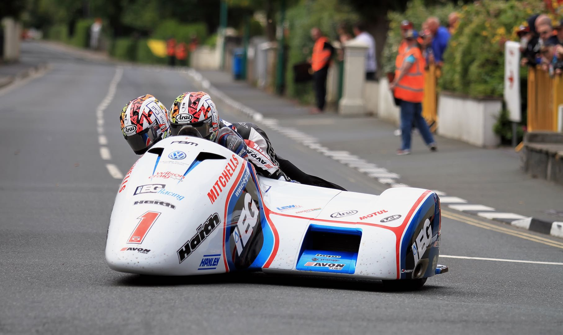 2017 Isle of Man TT Recap: Birchall Brothers