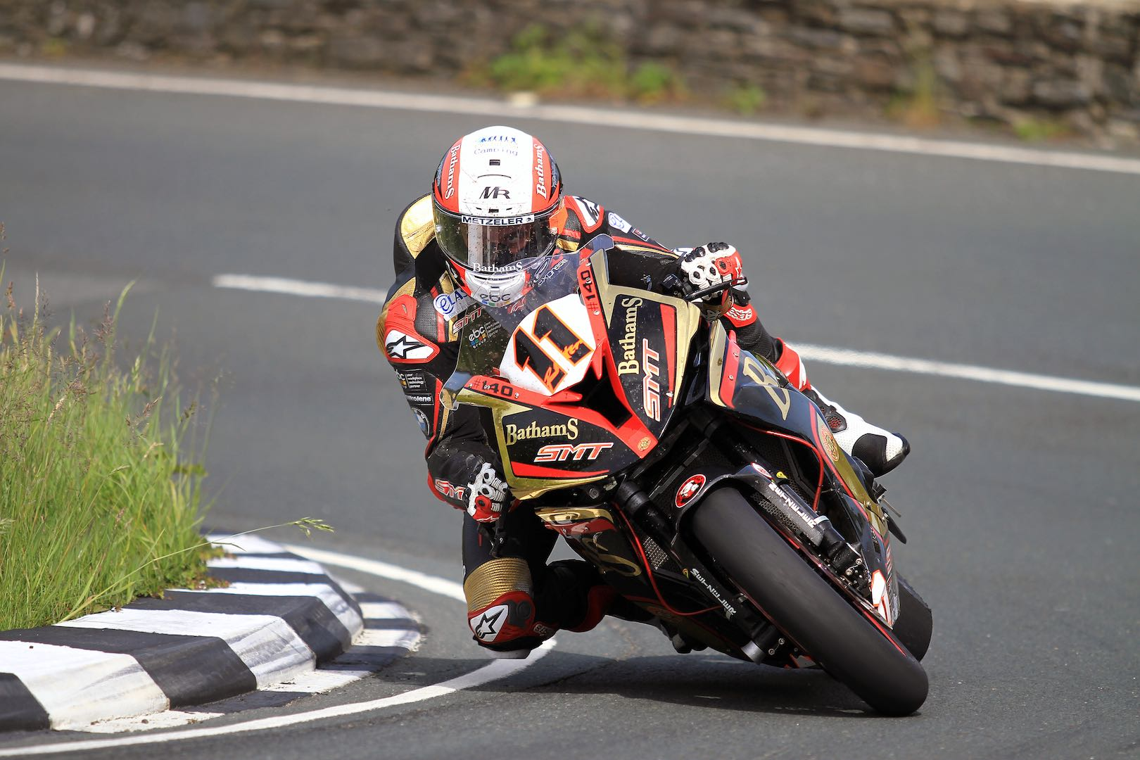 2017 Isle of Man TT Senior Race Results: BMW's Michael Rutter