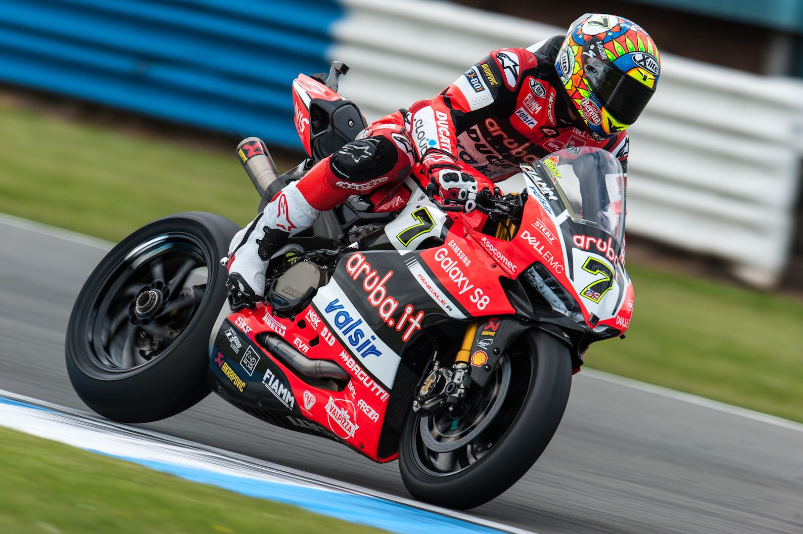 2017 Misano World Superbike Preview: Ducati's Chaz Davies