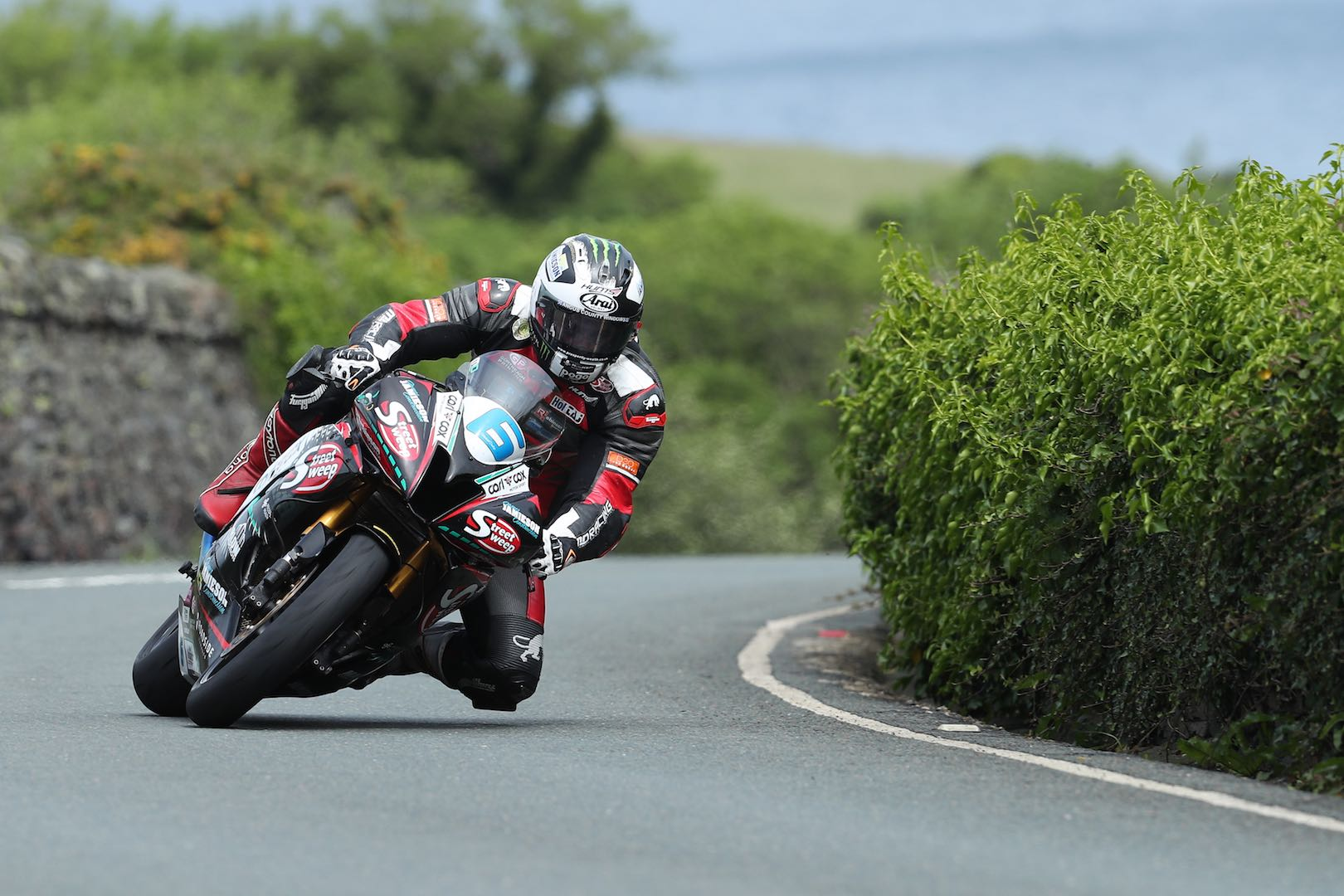 Louth motorcycle racer Peter Hickman earns first Isle of Man TT podium