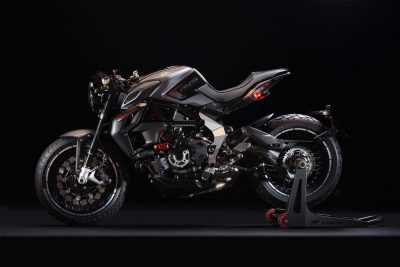 MV Agusta RVS#1 fast facts