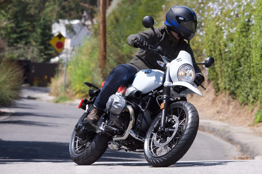 2018 BMW R nineT Urban G/S Review - Backroad