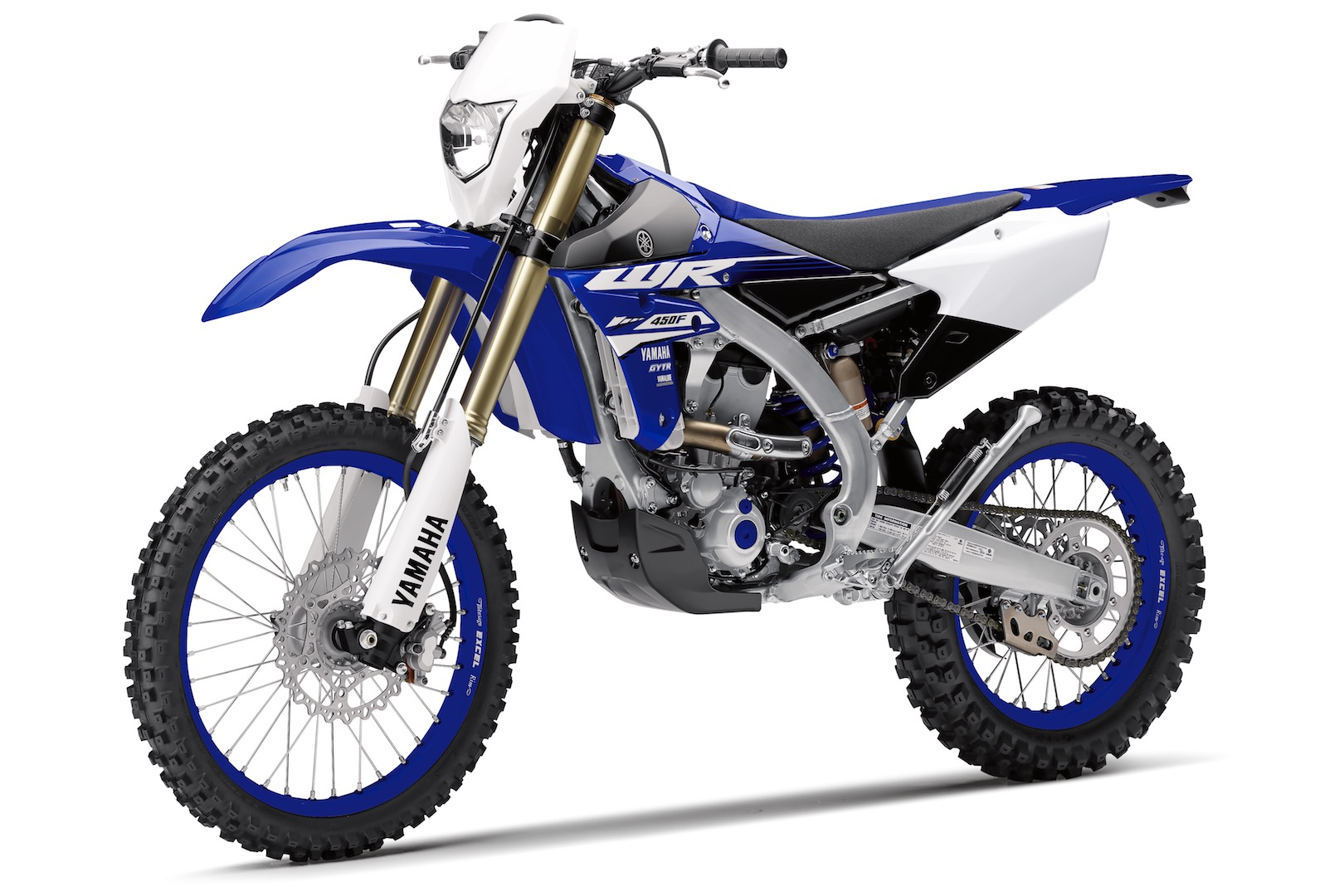 2018 yamaha wr450f first look 6 fast facts