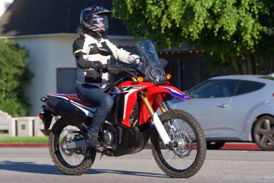 HJC DS-X1 off-road