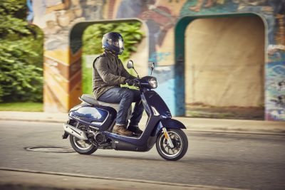 Kymco Like 150i Review