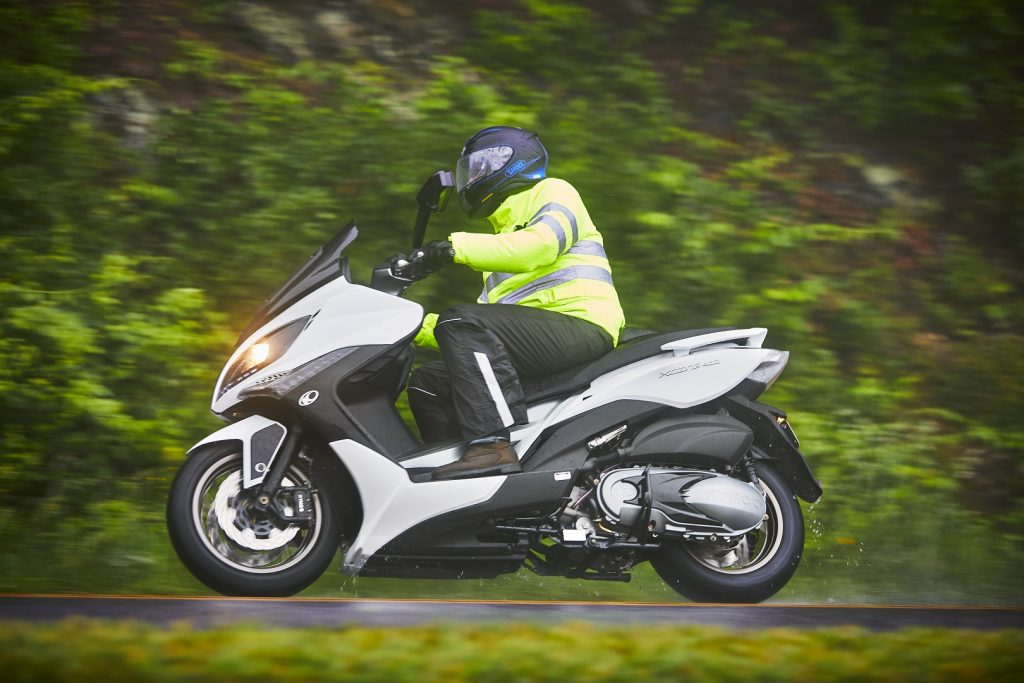 2018 Kymco Xciting 400i ABS Price