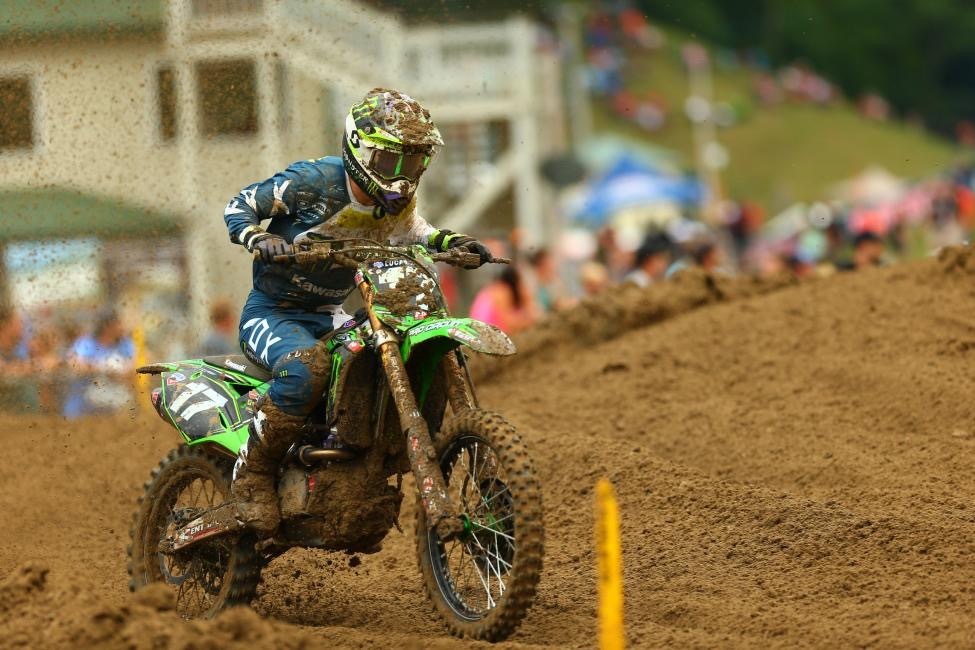 2017 Spring Creek National Motocross Results - Joey Savatgy