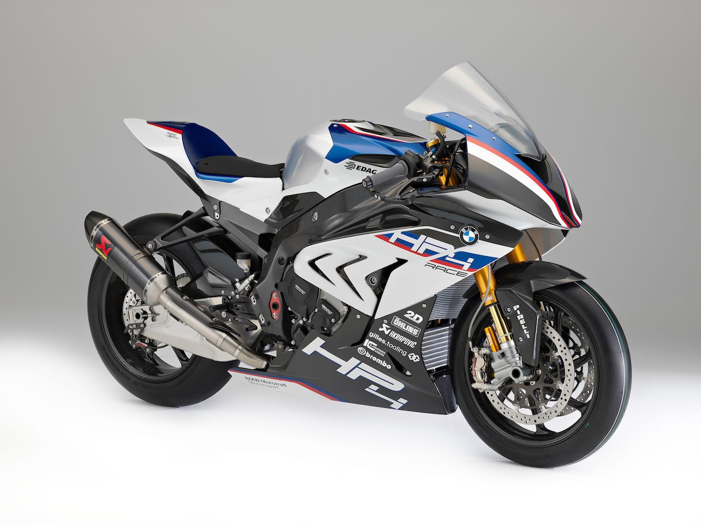 2018 BMW HP4 Race Features specs