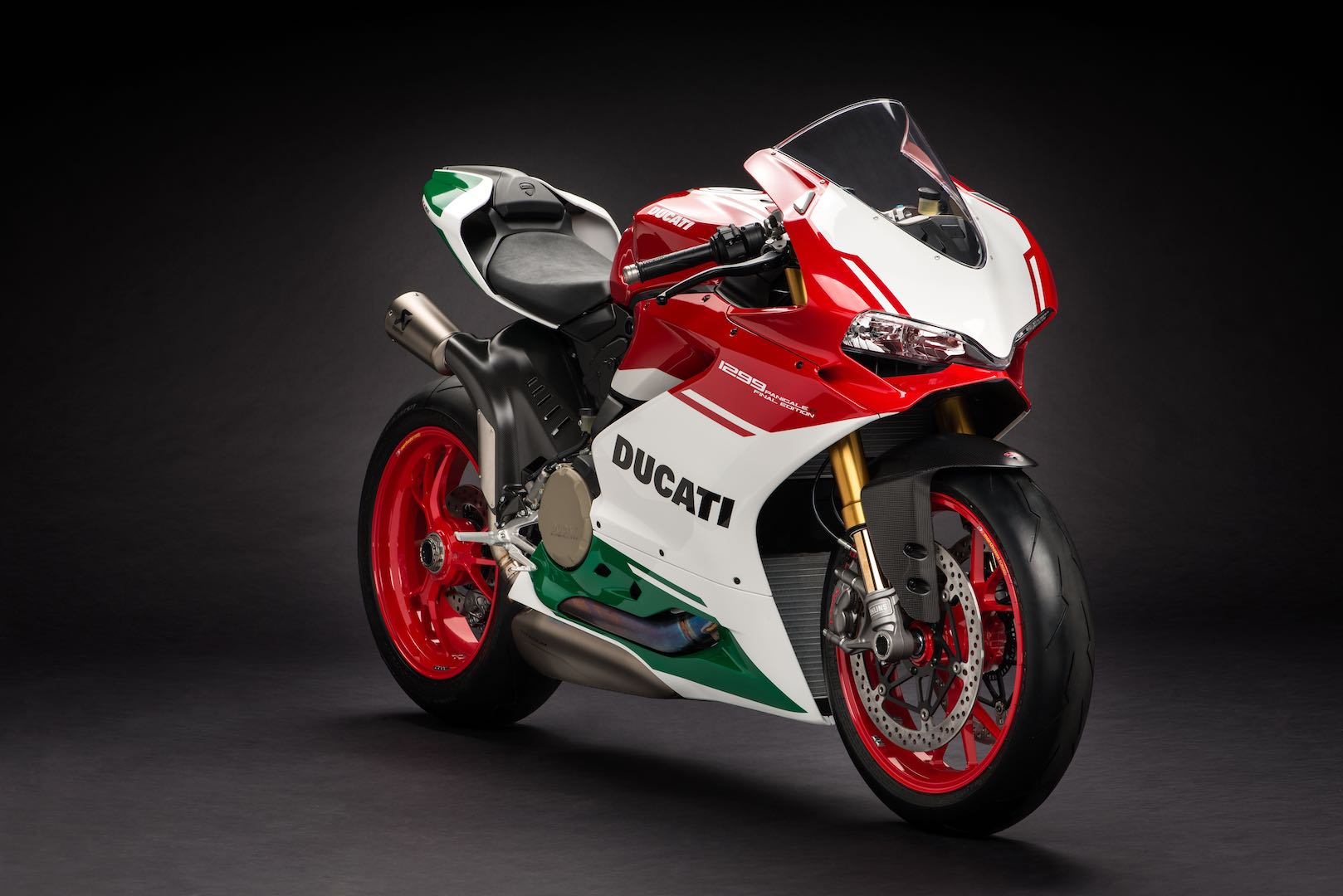 ducati 1299 panigale r final edition unveiled  making way