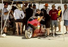Indian Sets 3 New Land Speed Records Ahead of Burt Munro 50th Celebration