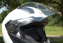 Nexx X40 Motorcycle Helmet Test