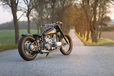 Unique Custom Cycles BMW R 5 Hommage custom motorcycle