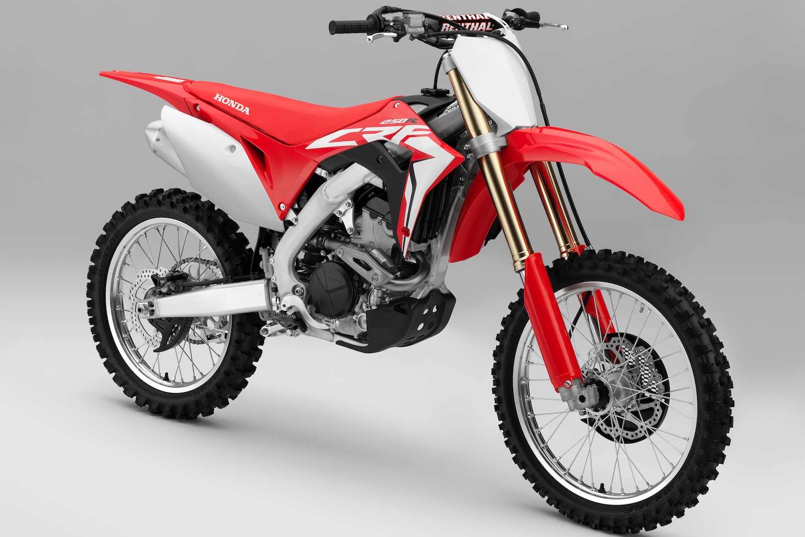 2018 Honda CRF250R preview test