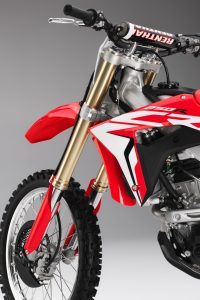 2018 Honda CRF250R body work